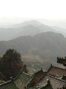 Góry Wudang Shan 武当山