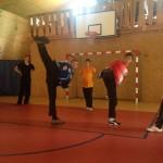 michal wasowski trening sala 1